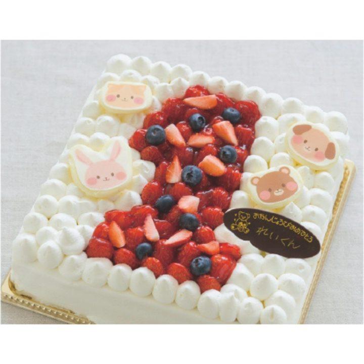 1歳ケーキ